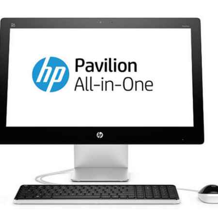 Купить HP Pavilion All-in-One 23-q003ur M9L14EA Intel Core i5 / i5-4460Т / 1.9 ГГц / 4 ГБ DDR3-L / 500 ГБ / AMD Radeon R7 360 / Windows 8 /
