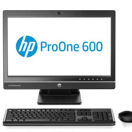Купить HP Pro All-in-One 600 E4Z24ES Intel Core i5 / i5-4570 / 3.2 ГГц / 4 ГБ PC3-12800 DDR3 SDRAM / 500 ГБ / Intel HD Graphics 4600 / DOS /