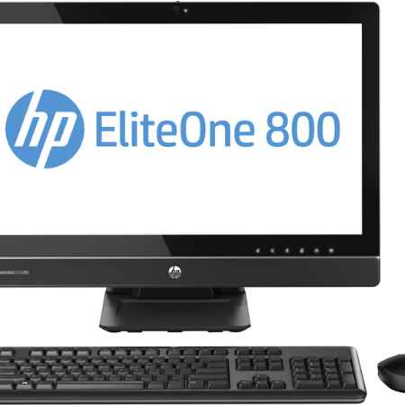 Купить HP EliteOne 800 G1 All-in-One E5A93EA Intel Core i5 / i5-4570S / 2.9 ГГц / 4 ГБ PC3-12800 DDR3 SDRAM / 500 ГБ / Intel HD Graphics 4600 / Windows 8 Pro /7 Pro /
