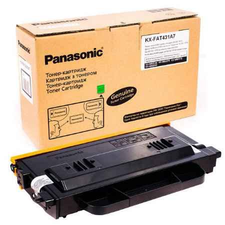Купить Panasonic KX-FAT431A7 черного цвета 6000 страниц