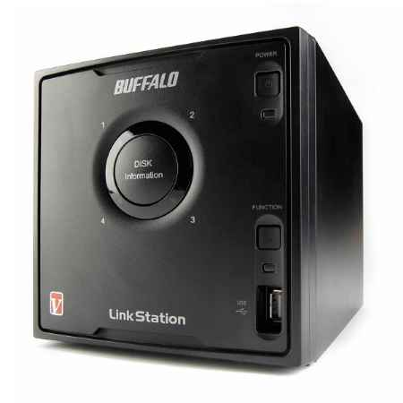Купить Buffalo LinkStation Pro Quad LS-QV8.0TL/R5-EU
