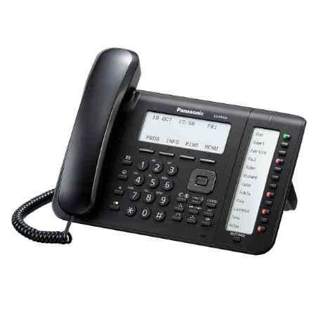 Купить Panasonic KX-NT556RU-B черный