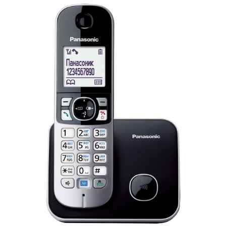Купить Panasonic KX-TG6811RUB черный