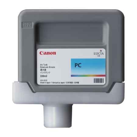 Купить Canon для принтеров imagePROGRAF ipf8400/ipf8400S/iPF8300/iPF8300S PFI-306 голубого цвета (фото)