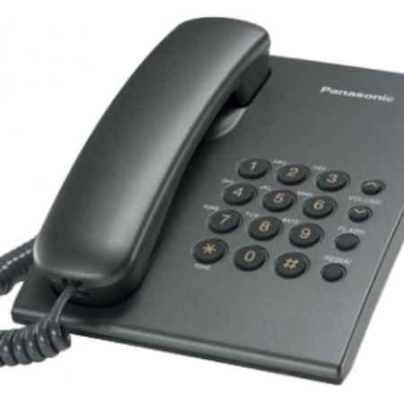 Купить Panasonic KX-TS2350RUT серебристый