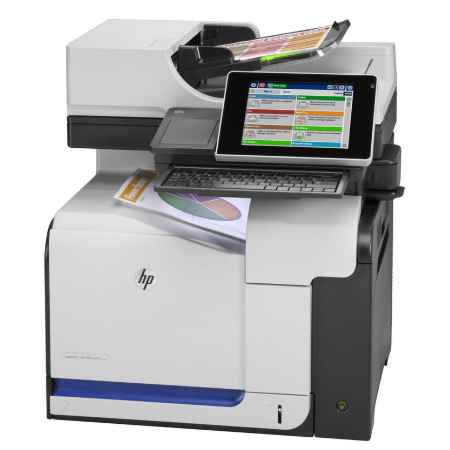 Купить HP LaserJet Enterprise 500 M575c