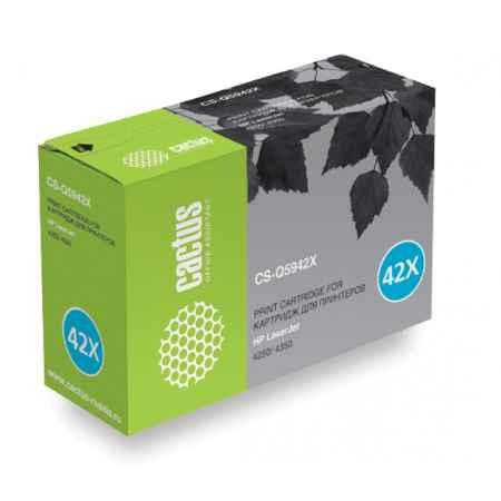 Купить Cactus для принтеров HP Laser Jet 4250/ 4350 CS-Q5942X