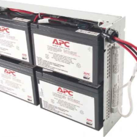 Купить APC для ИБП Smart-UPS RM 1000RM2U/1000RMI2U RBC23 черный
