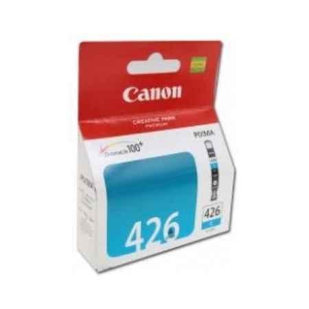 Купить Canon для принтеров iP4840/MG5140/5240/6140/8140 CLI-426C синего цвета 446 страниц