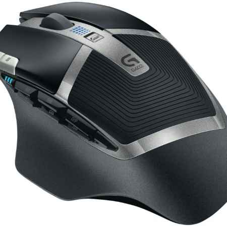 Купить Logitech Gaming G602 черный