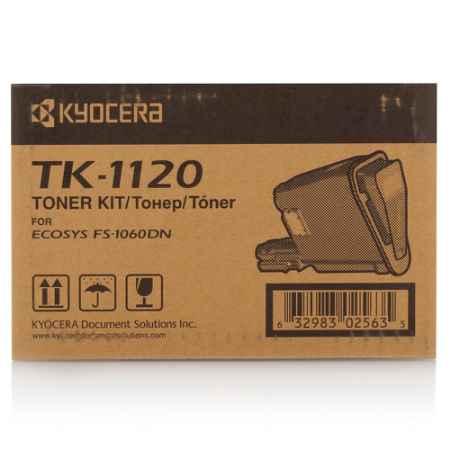 Купить Kyocera для многофункциональных устройств для FS-1060DN/1025MFP/1125MFP TK-1120 черного цвета 3000 страниц