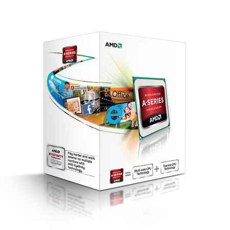 Купить AMD A4-5300 3.4 ГГц ret.