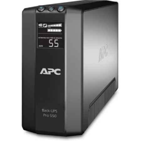 Купить APC Back-UPS RS 550 Master Control
