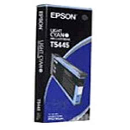 Купить Epson для принтера Stylus Pro 9600 T5445 светло-голубого цвета