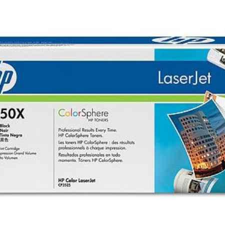 Купить HP для многофункциональных устройств CM3530/CP3525 черного цвета 10500 листов