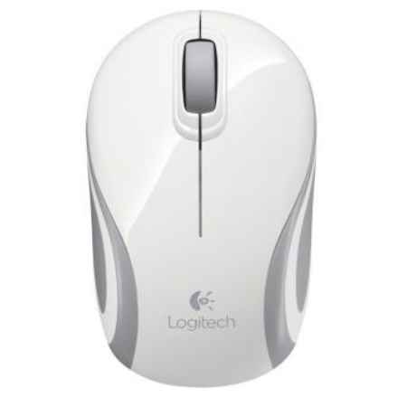Купить Logitech Wireless Mini M187 белый