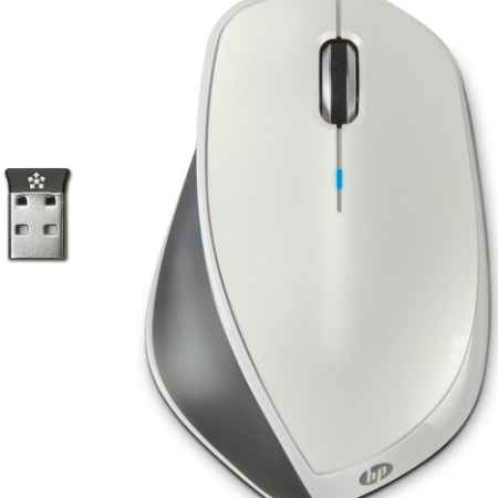 Купить HP Wireless Mouse x4500 белый