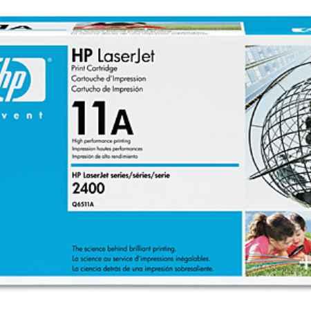 Купить HP для принтеров LaserJet 2410/2420/2430 11a черного цвета 6000 листов