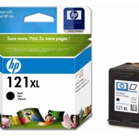 Купить HP для многофункциональных устройств Deskjet D2563/F4283 121XL черного цвета 600 страниц