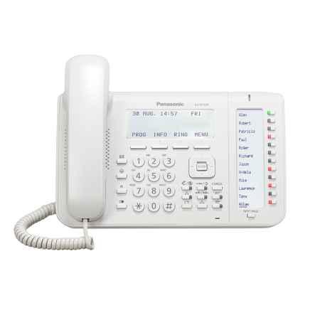 Купить Panasonic KX-NT556RU белый