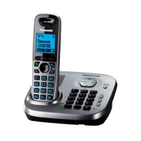 Купить Panasonic KX-TG6551RUM серый