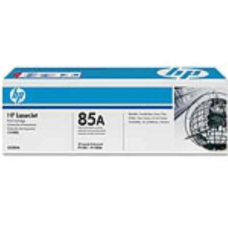 Купить HP для принтеров LaserJet P1102 / P1102W / M1212NF 85a черного цвета 1600 страниц