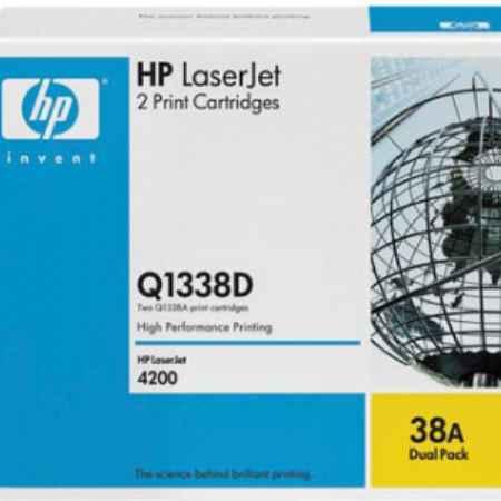 Купить HP для принтеров LaserJet 4200 серии черного цвета 12000 страниц