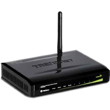 Купить TrendNet GREENnet TEW-651BR