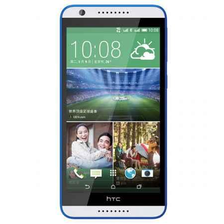 Купить HTC Desire 820 белый, голубой