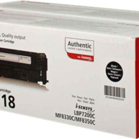 Купить Canon для многофункциональных устройств LBP7200, MF8330/8350 718BK черного цвета 3400 страниц