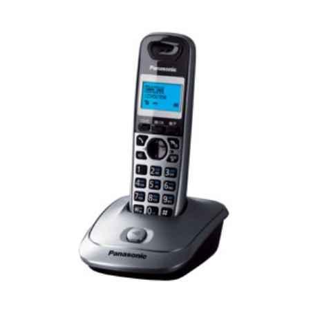 Купить Panasonic KX-TG2511RUM серый