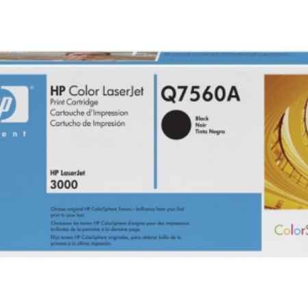Купить HP для принтеров Color LaserJet 3000 черного цвета 6500 листов