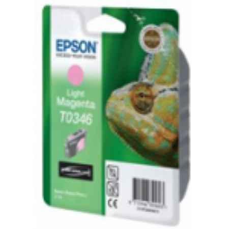 Купить Epson для принтера Stylus Photo 2100 T03464010 светло-пурпурного цвета 440 страниц
