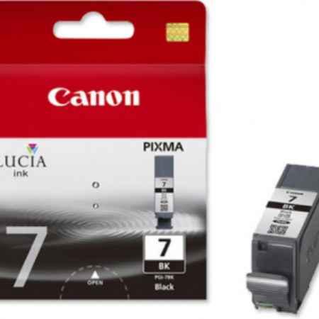 Купить Canon PGI-7BK черного цвета 570 страниц
