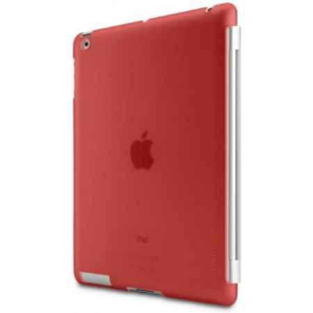 Купить Belkin Components Snap Shield F8N744CWC02 красного цвета