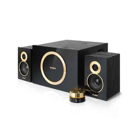 Купить Sven MS-1085 Gold черный