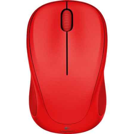 Купить Logitech Wireless M317 красный