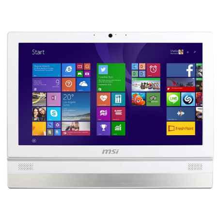Купить MSI Adora20 2M-026RU 9S6-AAA112-026 Intel Pentium Dual-Core / 3550M / 2.3 ГГц / 4 ГБ PC3-10600 DDR3 SDRAM / 500 ГБ / Intel HD Graphics / Windows 8 /