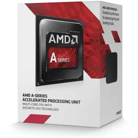 Купить AMD Quad-Core A10 A10-7800 3.5 ГГц ret.