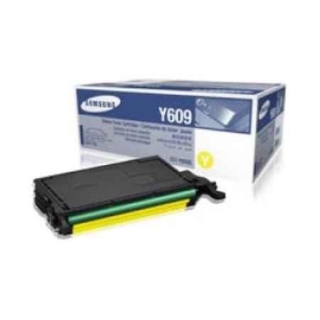 Купить Samsung для принтеров CLP-770ND CLT-Y609S желтого цвета 7000 страниц