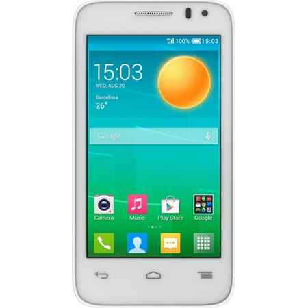 Купить Alcatel One Touch Pop D3 4035D белый