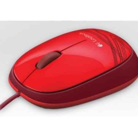 Купить Logitech M105 красный