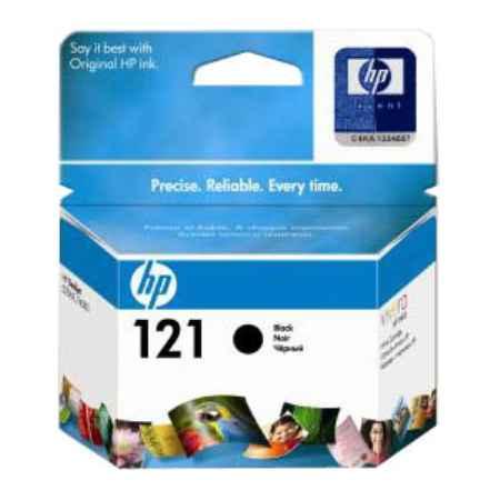 Купить HP 121 черного цвета 200 страниц