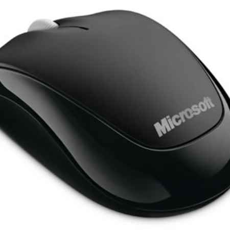 Купить Microsoft Compact Optical Mouse 500 for Business черный