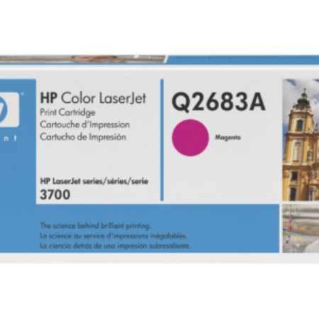 Купить HP для принтеров Color LaserJet 3700 пурпурного цвета 6000 страниц