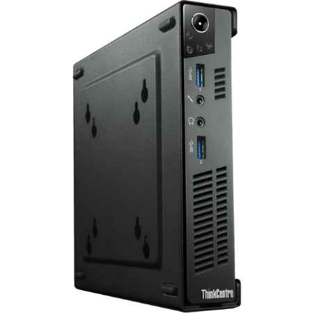 Купить Lenovo ThinkCentre M73e Tiny 10AXS010RU 10AXS010RU Intel Core i5 / i5-4570T / 2.9 ГГц / 4 ГБ PC3-10660 DDR3 SDRAM / 320 ГБ / Intel HD Graphics 4400 / Windows 7 Pro 64-bit / настольн.