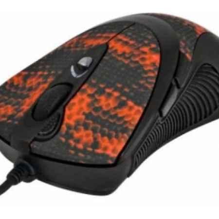 Купить A4Tech F7 V-Track с рисунком/черный