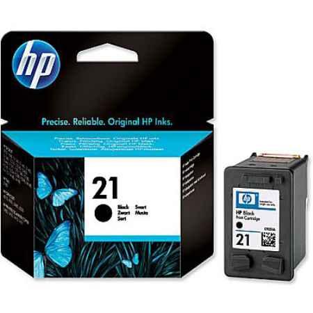 Купить HP для мультифункциональников PSC 1410/принтеров DeskJet 3940 21 черного цвета