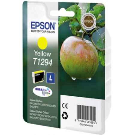 Купить Epson для принтеров Stylus SX420W/BX305F T1294 желтого цвета 665 листов