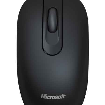 Купить Microsoft Optical Mouse 200 черный